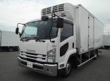 フォワード ワイド冷蔵冷凍車 低温設定 サイドドア 格納パワーゲート付 6MTの画像