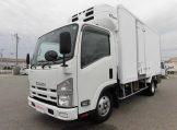 エルフ 標準ロング冷蔵冷凍車 低温設定 サイドドア 高床 6MTの画像