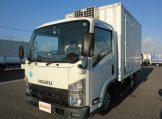 エルフ 10尺冷蔵冷凍車 低温設定 サイドドア スタンバイ付 フルフラットロー スムーサーEXの画像
