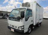 エルフ 10尺冷蔵冷凍車 低温設定 サイドドア スタンバイ付 フラットロー 5MTの画像