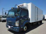 フォワード ワイド 冷蔵冷凍車 の画像