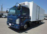 フォワード ワイド 冷蔵冷凍車 格納パワーゲート付の画像